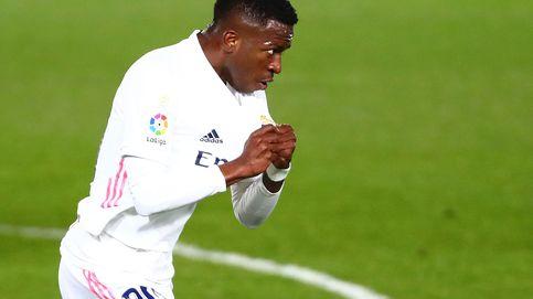 Vinícius evita un descalabro en otra noche nefasta del Real Madrid con el gol (1-1)