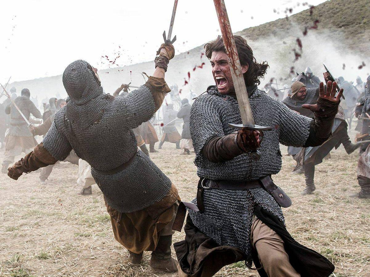 Foto: Imagen de la serie 'El Cid'. (Amazon Prime Video)