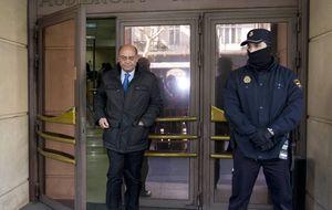 El fiscal pide juzgar a Díaz-Ferrán y su hijo por asociación criminal
