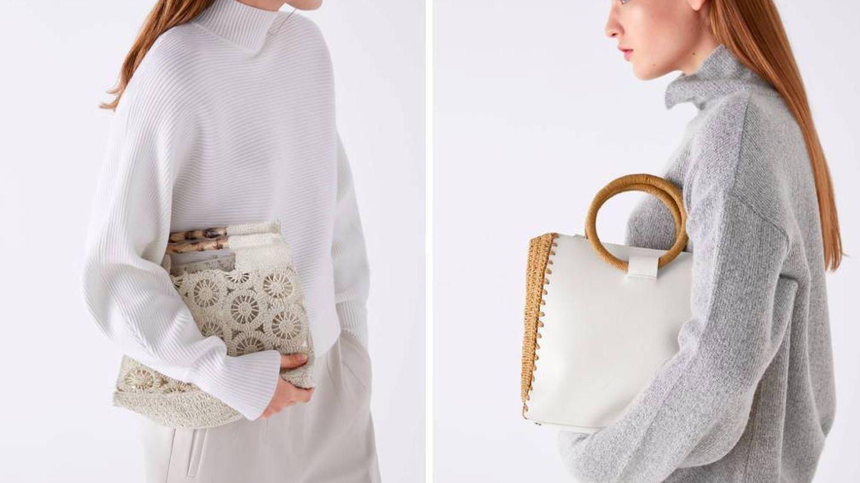 Los shopping bags también tienen un hueco entre la tendencia natural.  (Cortesía)