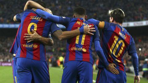 ¿Qué sería del Barcelona de Messi con un banquillo como el del Real Madrid?