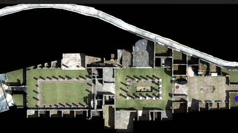 Arqueólogos españoles 'reviven' Pompeya en una de las perfumerías mejor conservadas