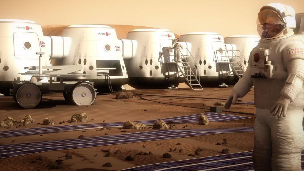 El MIT cuestiona la misión sin retorno a Marte prevista para 2025