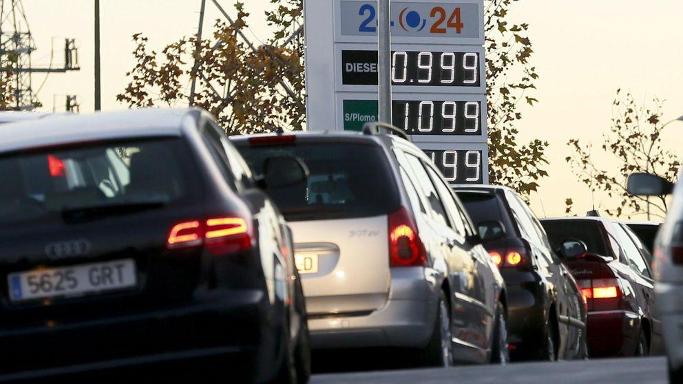 El IPC cierra 2015 en el 0,0% tras subir tres décimas en diciembre por la gasolina