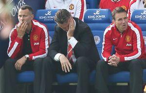 El United se la pega al recibir una manita tras ir ganando por 1-3