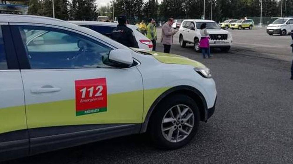 Foto: Servicio de Emergencias de Andalucía (112 Andalucía)