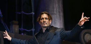 Post de La última de Johnny Depp: denunciado por golpear a un compañero de rodaje