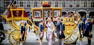 Post de El vestido-camisón de la reina Máxima de Holanda para la apertura del Parlamento