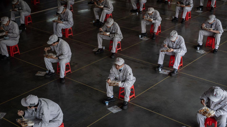 China no fija un objetivo de crecimiento para 2020 por la gran incertidumbre