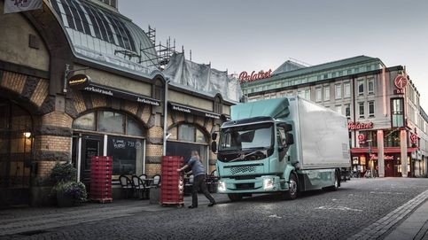 Volvo lanzará en 2021 camiones eléctricos de gran tonelaje