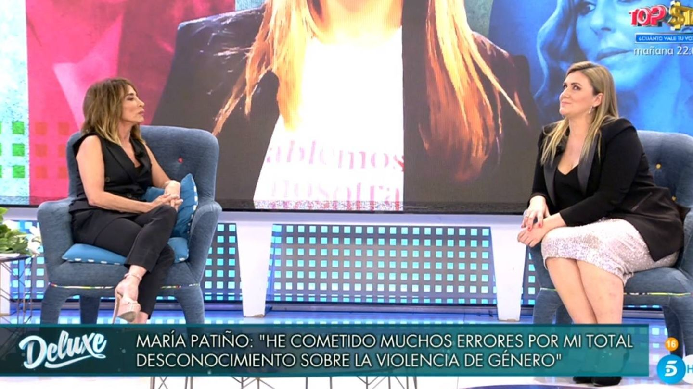 Patiño y Corredera. (Telecinco).