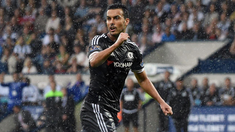 Pedro se convierte en el nuevo héroe del Chelsea con un gol y una asistencia