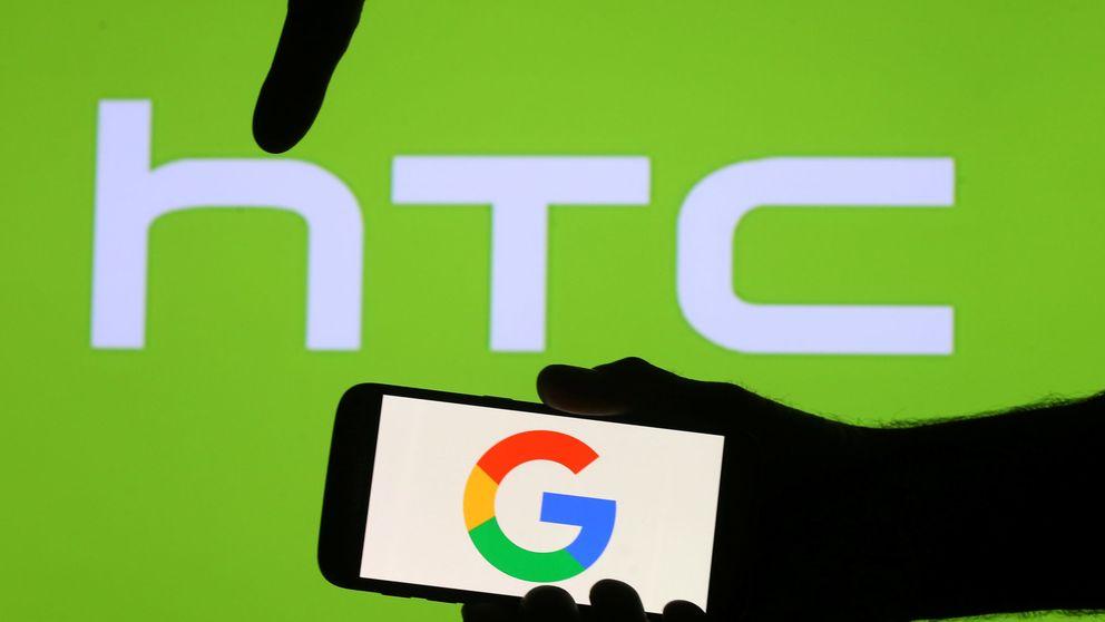 ¿Se ha vuelto loco Google? Por qué paga una millonada por el negocio ruinoso de HTC