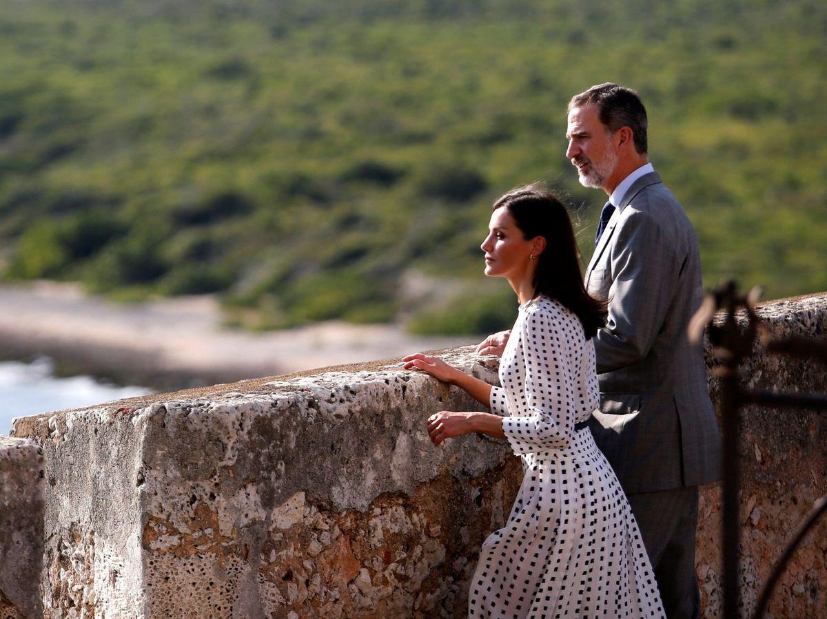 Foto: El rey Felipe y la reina Letizia, en una imagen de archivo. (EFE)