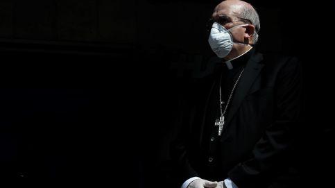 El Hospital de San Rafael (Madrid) recibe el material sanitario donado por el Papa