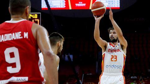 El triple, el oxígeno de España para luchar con los mejores en el Mundial