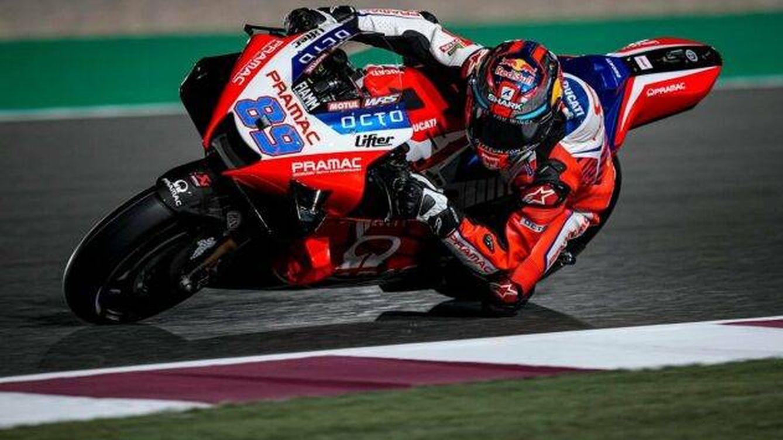 El debutante Jorge Martín consigue la 'pole' de MotoGP en la segunda carrera del Mundial