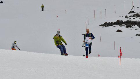 Egloff, el devorador de récords de los picos más altos (y de Kilian Jornet)