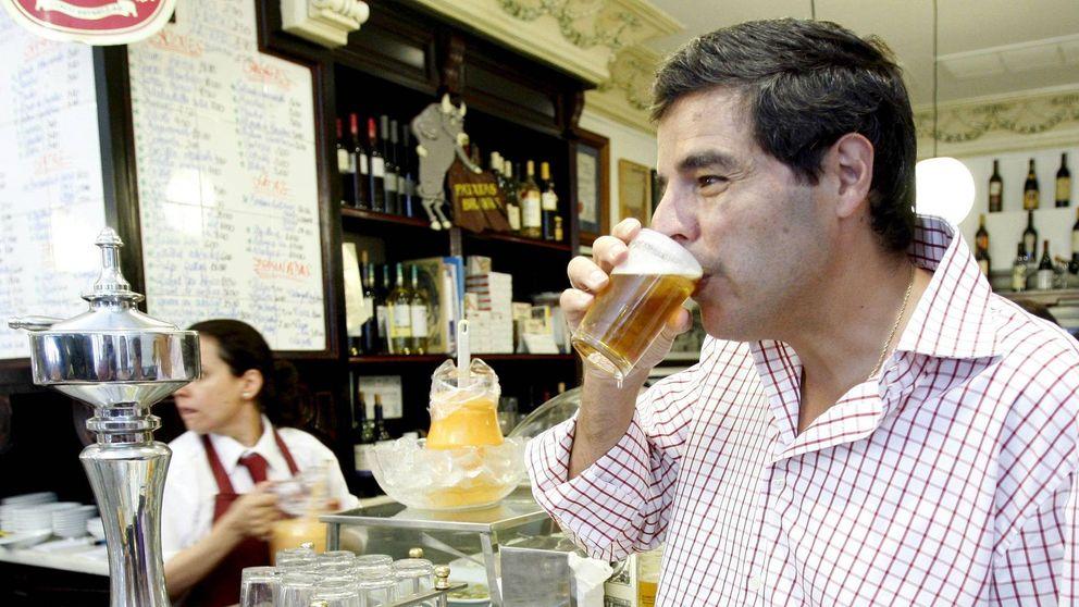 La cerveza es la bebida alcohólica que más contribuye a la economía