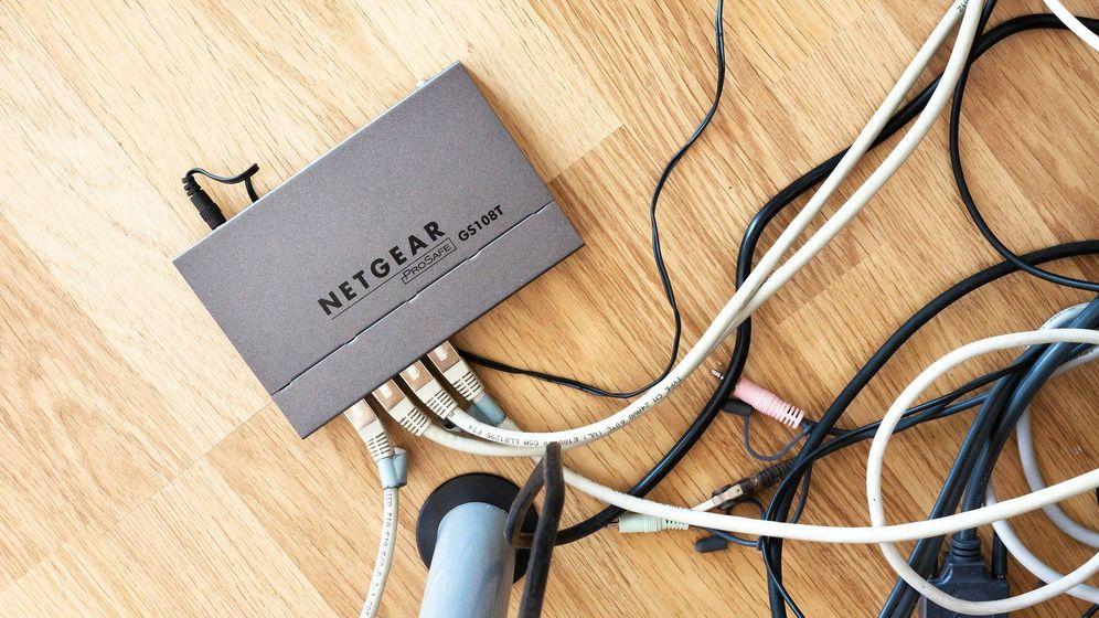 Foto: El 'router' es uno de esos objetos fáciles de tocar cuando tenemos problemas con el ordenador. (Imagen: Pixabay)