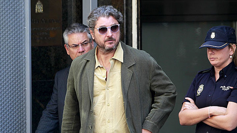 Cristóbal Páez, ex gerente del PP.