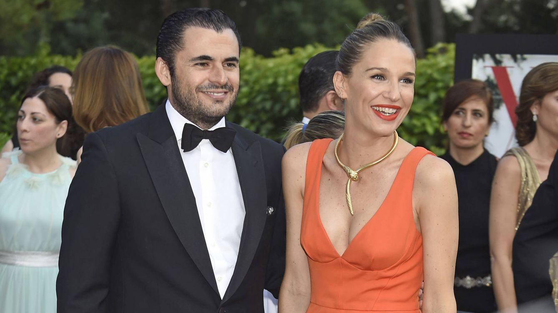 Foto: Carolina Baleztena y Emiliano Suárez en los premios Yo Dona (Gtres)
