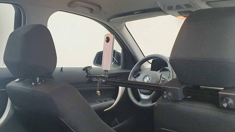 También se hacen videos 360 grados del interior y el exterior disponibles en la página web de la compañía.