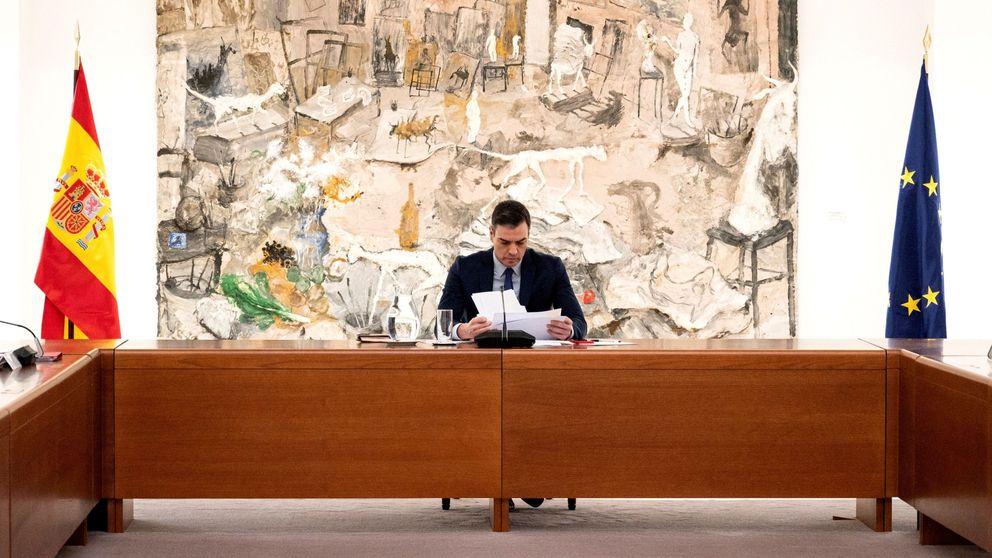 La unilateralidad de Sánchez le deja sin apoyos políticos