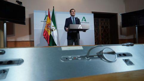 Gobierno y Junta negociarán para salvar el 'superdecreto' aprobado en pleno covid