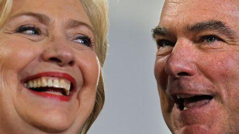 Clinton elige al hispanohablante Kaine para la Vicepresidencia