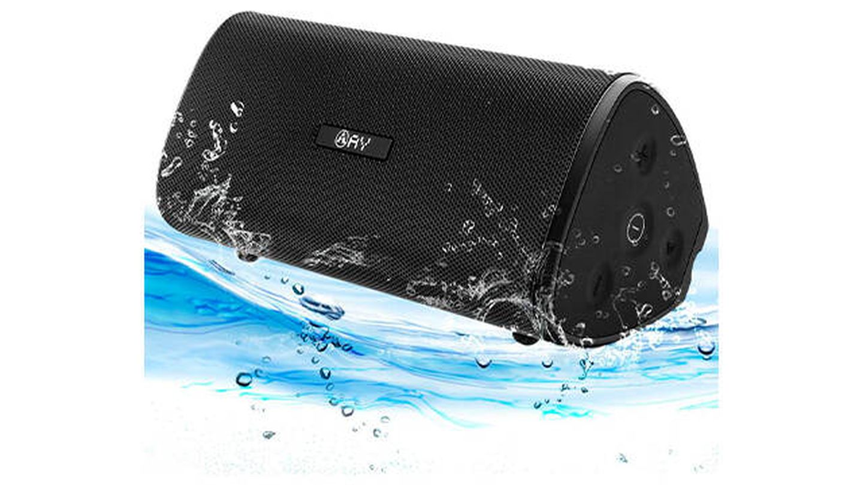 Altavoz impermeable y portátil Bluetooth 5.0 de AY