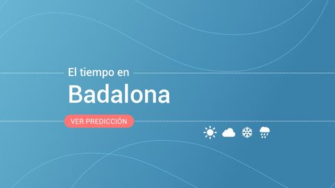 El tiempo en Badalona: previsión meteorológica de hoy, miércoles 13 de noviembre
