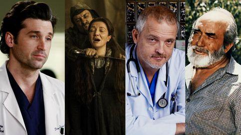 Derek, Chanquete o La boda roja: las 25 muertes más impactantes de las series