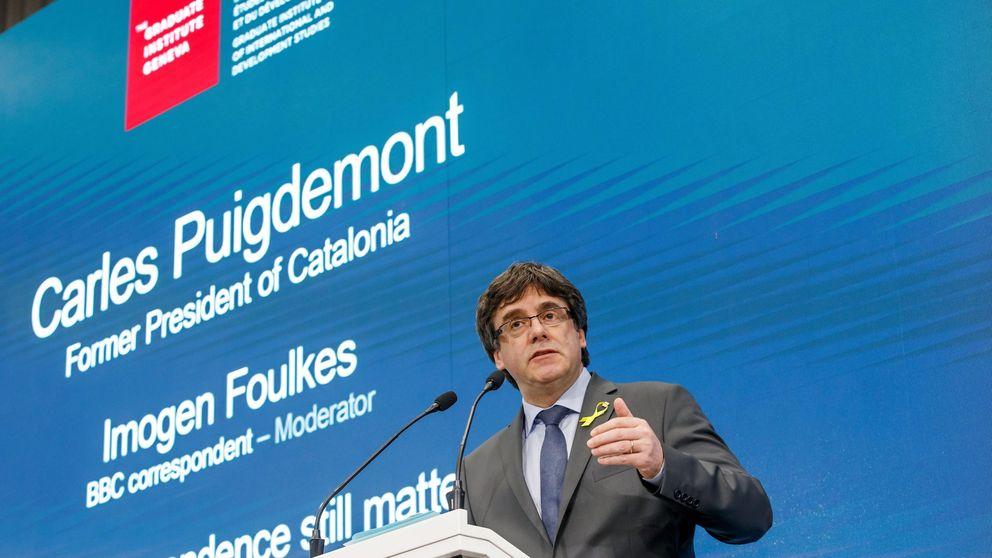 De Bélgica a Alemania: cronología de 5 meses de periplo europeo de Puigdemont