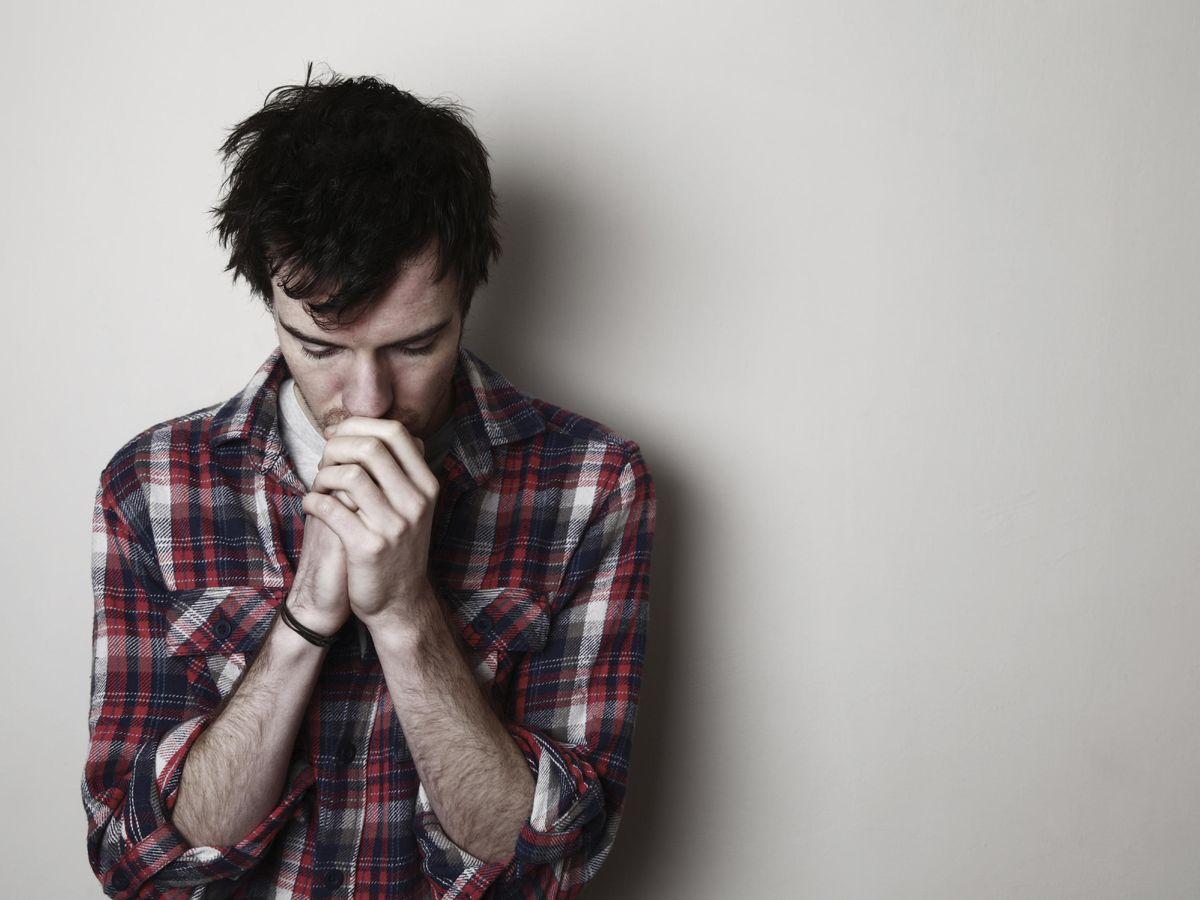 Foto: Todos podemos sufrir ansiedad en algún momento. (iStock)