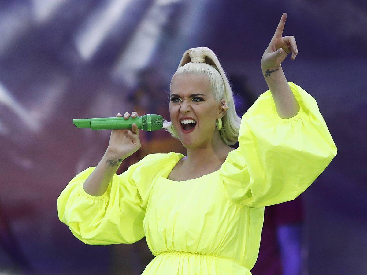 Foto:  Katy Perry. (Getty)