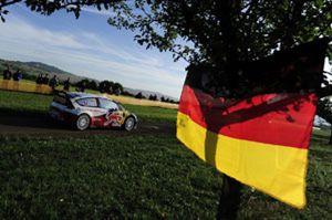 Loeb encauza su octavo triunfo en Alemania con Sordo como segundo
