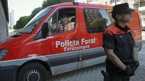 Denuncian a policías forales por hacer un test de alcoholemia a dos guardias civiles