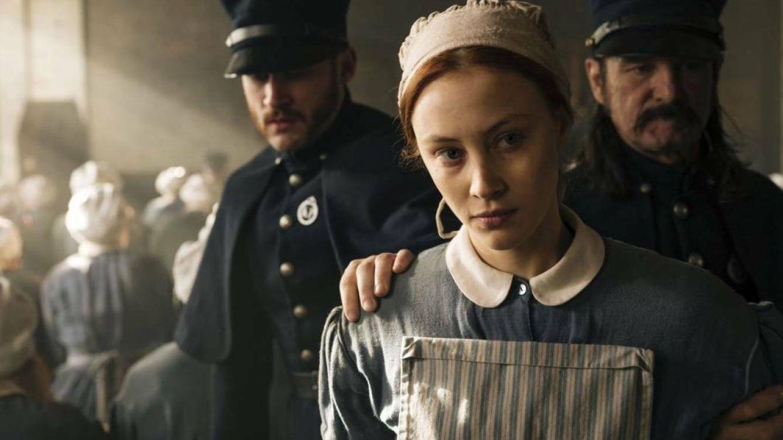Sarah Gadon protagonista de 'Alias Grace'