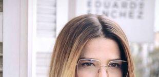 Post de Juana Acosta aprovecha estas fiestas para cambiar de nuevo el color de pelo