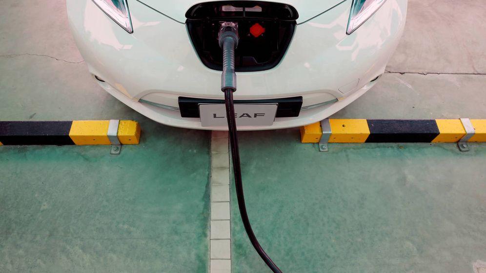 Foto: Madrid es líder en matriculación de coches eléctricos. (EFE)