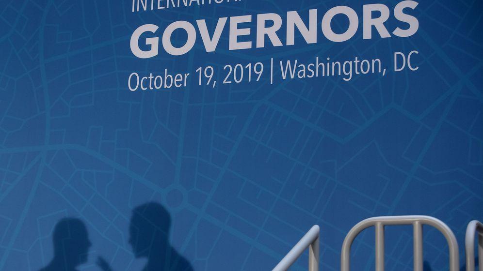 Foto: El FMI y el Banco Mundial han celebrado esta semana su reunión de otoño en Washington. (Reuters)