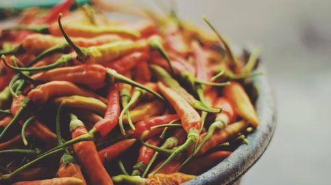 La comida picante puede ayudarte a acelerar tu metabolismo y adelgazar más