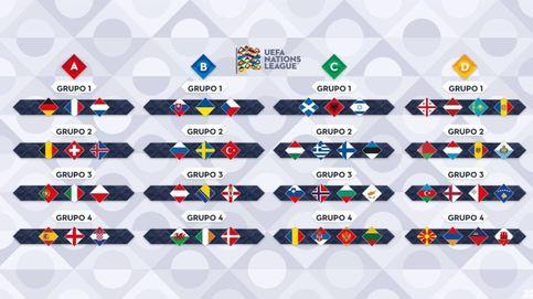 ¿Qué es la UEFA Nations League? Todo lo que debes saber sobre la Liga de las Naciones