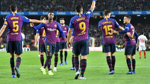 Barcelona - Betis en directo: resumen, goles y resultado del partido