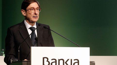 Goirigolzarri: los accionistas de Bankia ganarán un 70% más con CaixaBank