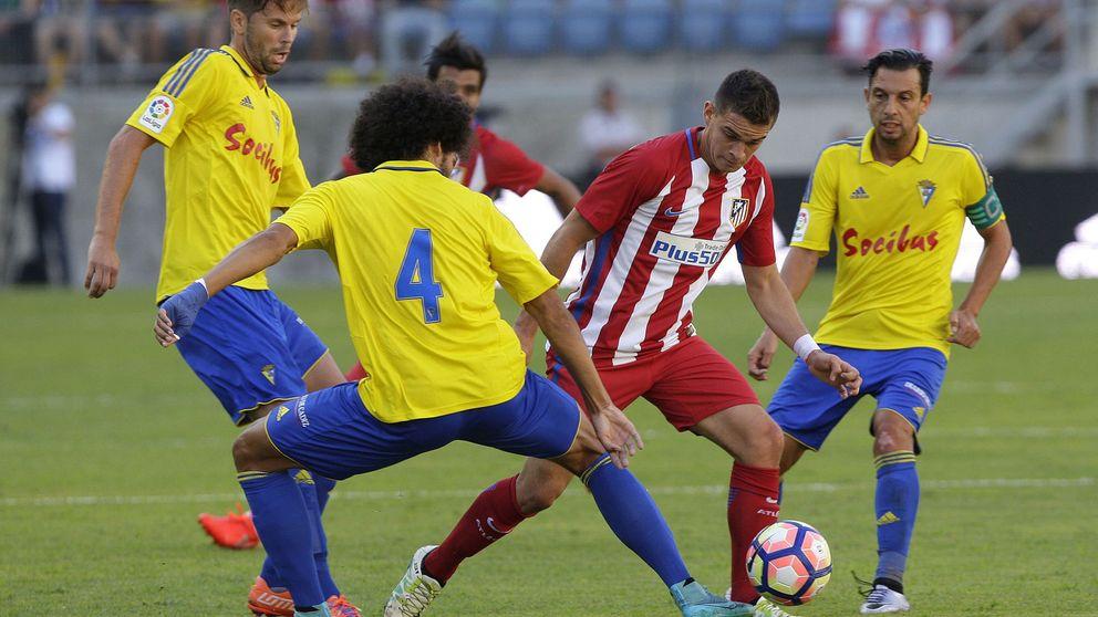 El Cádiz le saca los colores al Atlético y lo elimina en los penaltis en el Carranza