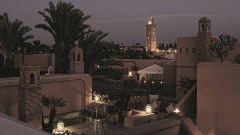 Royal Mansour: un exclusivo hotel marroquí hecho a base de palacios