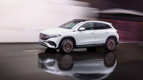 Mercedes EQA 250, el compacto prémium eléctrico más razonable