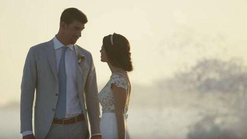 Michael Phelps comparte el vídeo de su boda